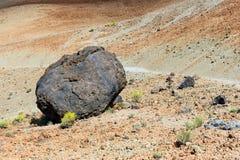 Montana Blanca, Tenerife, Canary Islands, Spain Stock Image