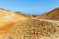 Montana Blanca, Tenerife, Canary Islands, Spain Royalty Free Stock Image