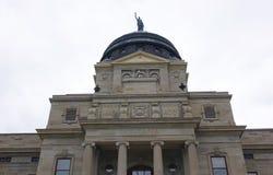 Montana Capitol - Helena zdjęcie stock