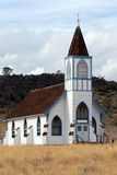Montana Church Photo stock