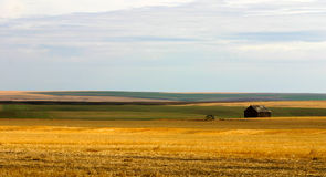 Montana farmland Stock Photos