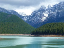 Montana góra Fotografia Royalty Free