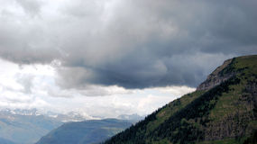 Montana Glacier Park Royalty Free Stock Image