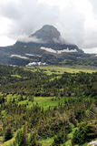 Montana-Gletscher-Park Lizenzfreie Stockbilder