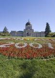 Montana - het Capitool van de Staat Stock Afbeelding