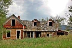 Montana Homestead royalty free stock photo