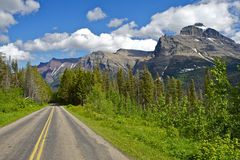 Montana Journey Royalty Free Stock Photos