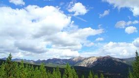 Montana krajobraz zbiory wideo