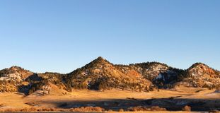Montana Landscape imagem de stock royalty free