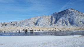 Montana landscape 1 Stock Images