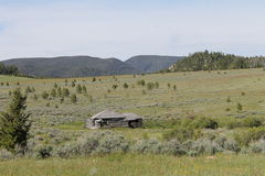 Montana most Obrazy Stock