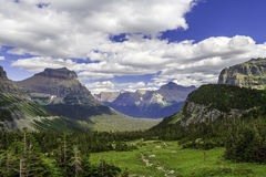 Montana Mountain Royalty Free Stock Photography