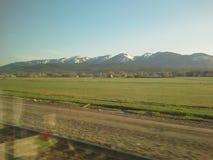 Montana Mountains royalty-vrije stock afbeelding