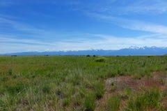 Montana Mountains Royalty Free Stock Image