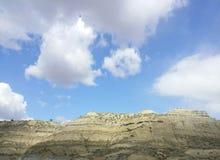 Montana niebo Zdjęcia Stock