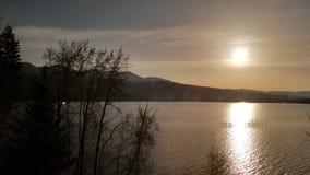 Montana Oregon Washington stock foto