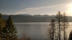 Montana Oregon Washington stock foto's