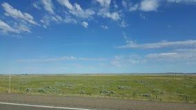Montana oriental Imagem de Stock Royalty Free