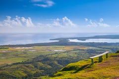 Montana Redonda. Dominican Republic Stock Image
