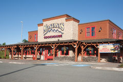 Montana's Cookhouse Stock Images