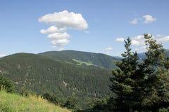 Montana's Rocky Mountains. Stock Image