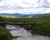 Montana sen Obrazy Stock