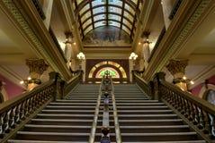Montana stanu Capitol Zdjęcia Royalty Free