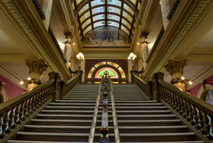Montana State Capitol Fotografie Stock Libere da Diritti
