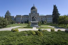 Free Montana - State Capitol Royalty Free Stock Photography - 8467557