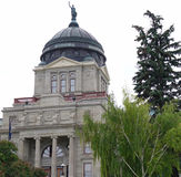 Montana State Capitol - Helena Stock Photography
