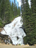 Montana Waterfall Stock Photo