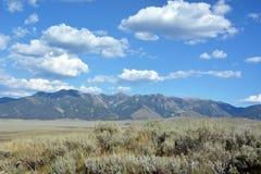 Montana, Yellowstone national park Stock Image
