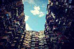 Montane herrgård HK royaltyfri fotografi