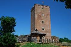 Montaner Festung Stockfotografie