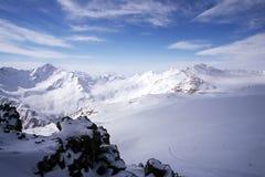 Montanha 006 Fotografia de Stock
