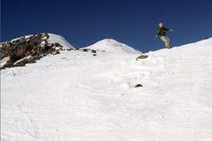 Montanha 024 Foto de Stock Royalty Free