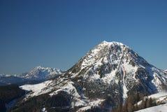 Montanha 10 de Dachstein foto de stock royalty free