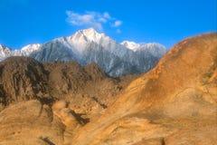 Montanha 12 Fotografia de Stock Royalty Free