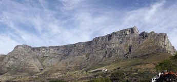 Montanha 3 da tabela Foto de Stock