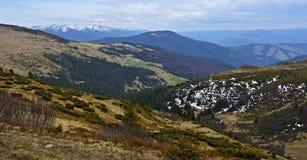 Montanha Fotografia de Stock Royalty Free