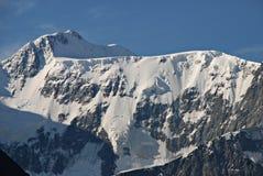 Montanha 4506m de Belukha, Altai, Rússia Imagens de Stock