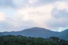 A montanha Fotografia de Stock Royalty Free