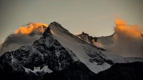 Montanha Fotografia de Stock