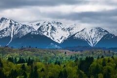 Montanha Fotos de Stock Royalty Free