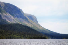 montanha Imagem de Stock Royalty Free