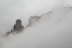 Montanha alta Imagem de Stock Royalty Free
