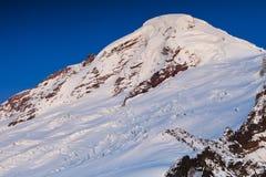 Montanha bonita Foto de Stock Royalty Free
