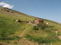 Montanha bonita em Irã Fotografia de Stock Royalty Free