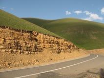 Montanha bonita em Irã Foto de Stock Royalty Free
