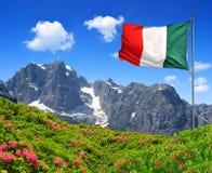 Montanha Brenta Fotografia de Stock Royalty Free